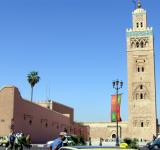 Free Photo - Marrakech Adventure, Mosque