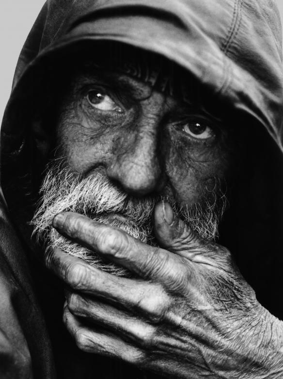 Free Stock Photo of Homeless Created by Leroy Allen Skalstad