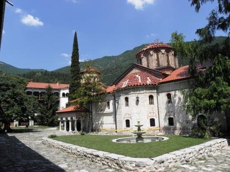 Bachkovski monastery - Free Stock Photo