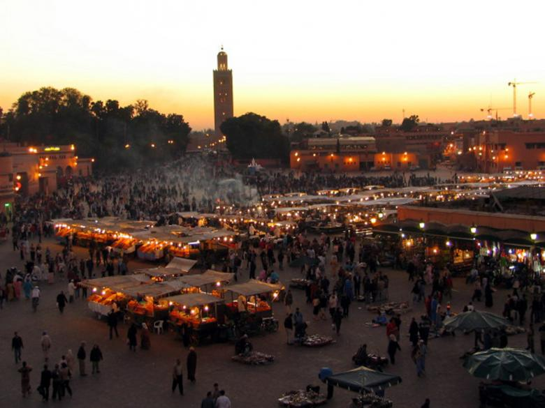 Free Stock Photo of Moroccan Market Created by Ad Photos