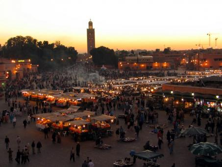 Moroccan Market - Free Stock Photo