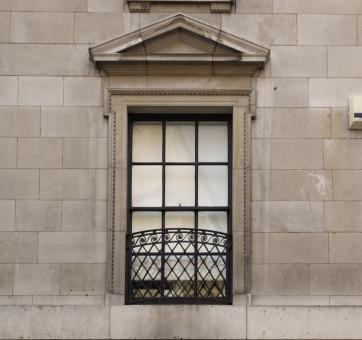 Ornate window - Free Stock Photo