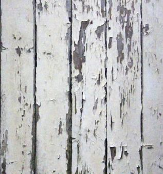 Old wood planks peeling paint - Free Stock Photo