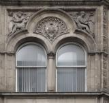 Free Photo - High relief Ornamental Window