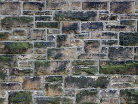 Stone Wall English Church - Free Stock Photo