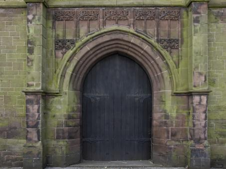 Church Door - Free Stock Photo