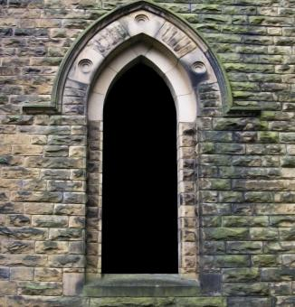 Church Window Gothic - Free Stock Photo