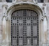 Free Photo - Ornate Medieval Door.