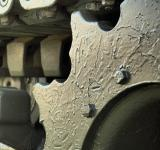 Free Photo - Army Tank Sprocket