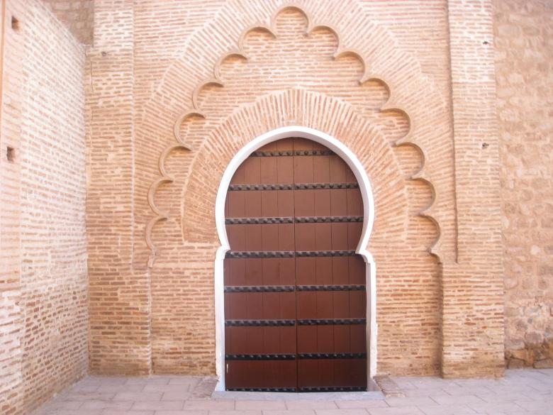 Free Stock Photo of Moroccan Gate Created by Ad Photos