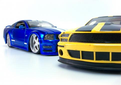 Toy cars - Free Stock Photo
