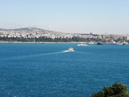 View from the Bosphorus - Free Stock Photo