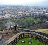 Free Photo - Edinburgh Castle view