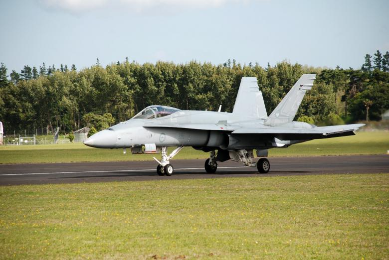 Free Stock Photo of Australian Air Power F18 Hornet Created by Murray Douglas