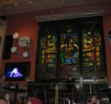 Free Photo - Hardrock cafe window