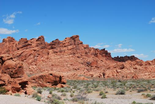 Valley of Fire - Free Stock Photo