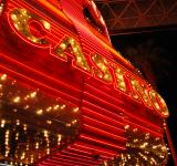 Free Photo - Casino neon sign
