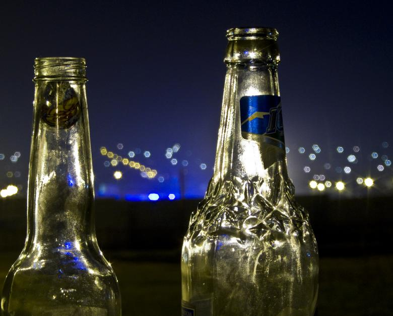 Free Stock Photo of Bottles love Created by Viktor
