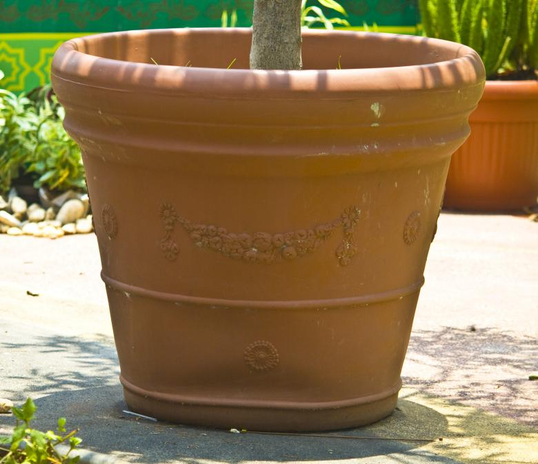 Free Stock Photo of Flower Pot Created by linno1234