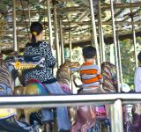 Free Photo - Carousel Theme Park