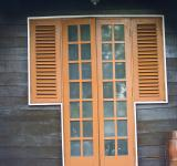 Free Photo - Wooden Exotic Door