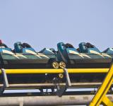 Free Photo - Rollercoaster Track