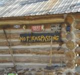 Free Photo - No trespassing