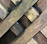 Free Photo - Wood crosshatch