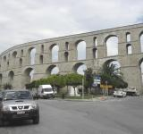 Free Photo - Aqueduct in Kavala, Greece