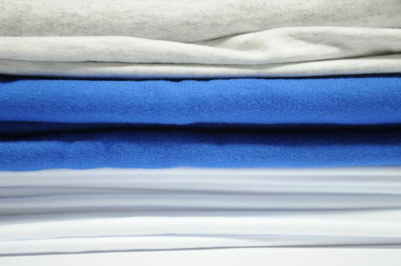 Free Stock Photo of Cotton clothes closeup Created by pxl666
