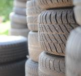 Free Photo - Stack of tires