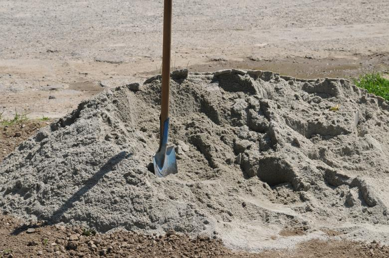 Free Stock Photo of Shovel in sand Created by pxl666