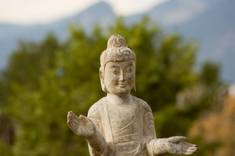 Free Stock Photo of Buddha statue Created by James Stewart