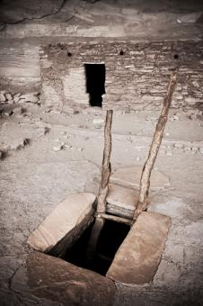Full kiva entrance - Free Stock Photo