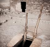 Free Photo - Full kiva entrance