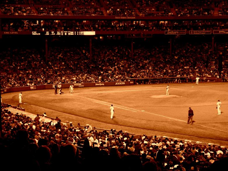 Free Stock Photo of Fenway Park Created by Brian