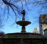 Free Photo - NYC Fountain