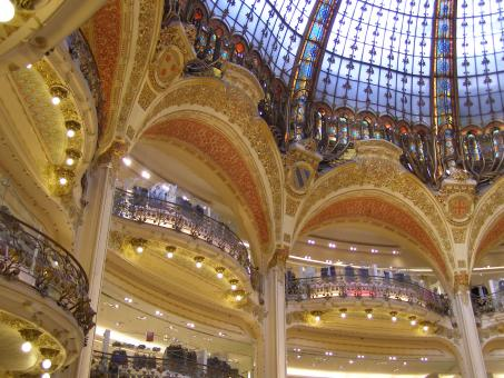 Paris - Shopping Mall - Free Stock Photo
