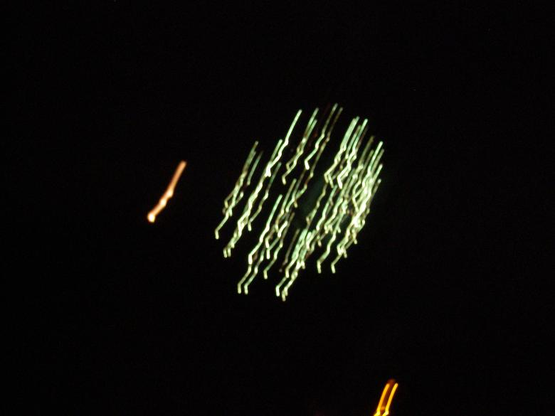 Free Stock Photo of Fireworks 3 Created by The Nager Family