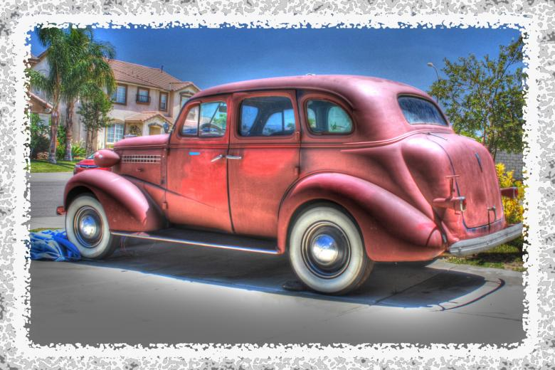 Free Stock Photo of 38 Chevy Created by Doug Powell