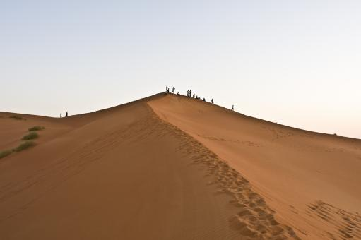 Saudi Arabia Dunes - Free Stock Photo