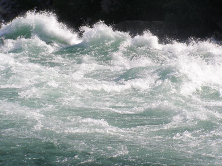 Free Stock Photo of Canada Rapids Created by The Nager Family