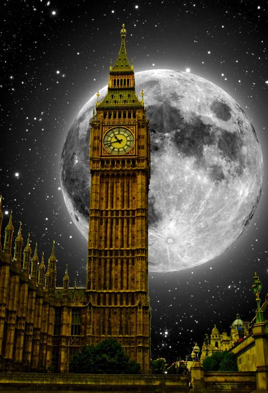 Big Ben - London Free Photo