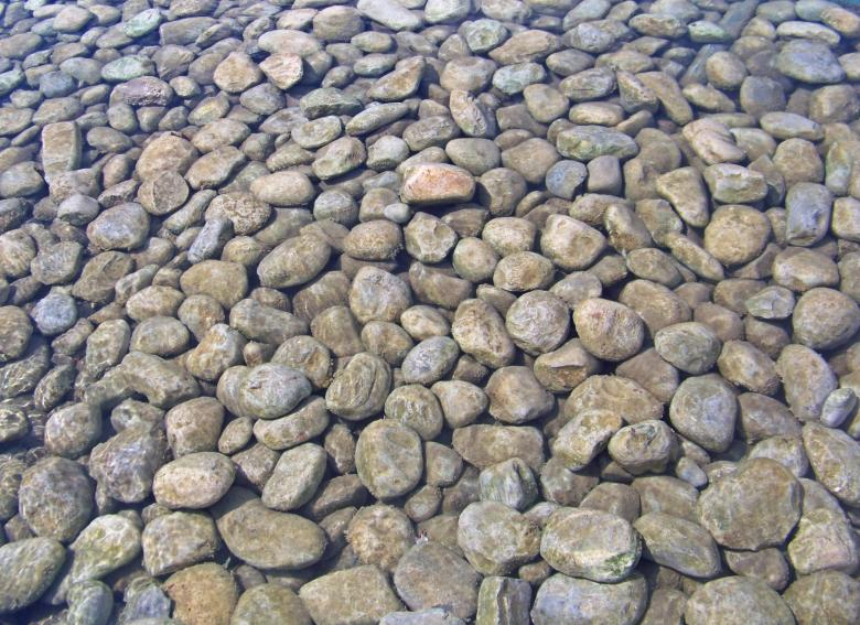 Free Stock Photo of Round pebble stones Created by homero chapa