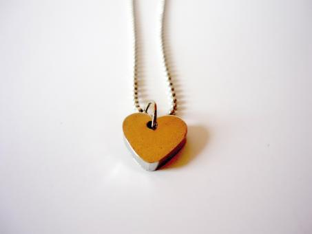 Heart Necklace - Free Stock Photo