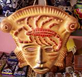Free Photo - Mexican craft mask