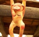 Free Photo - Mexican craft monkey