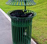 Free Photo - Trash container