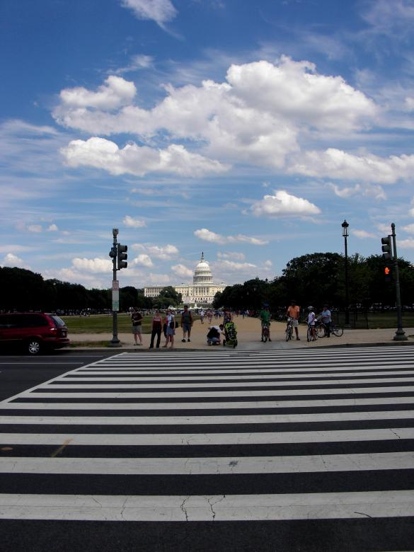 Free Stock Photo of Washington D.C. Famous Landmarks Created by Brian