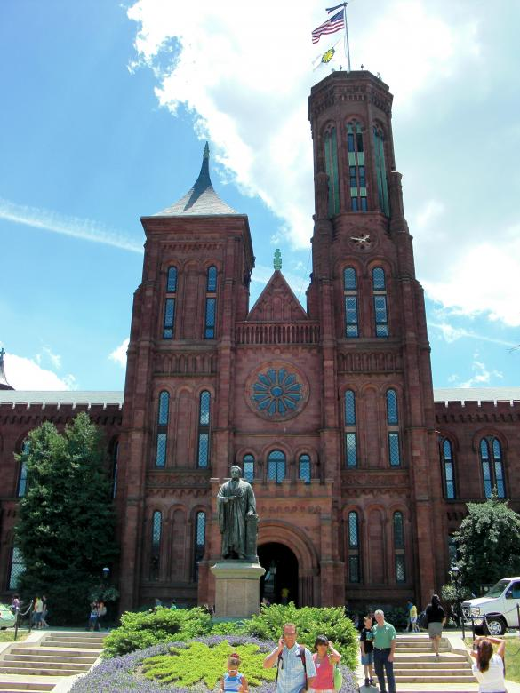 Free Stock Photo of Smithsonian museum Created by Brian